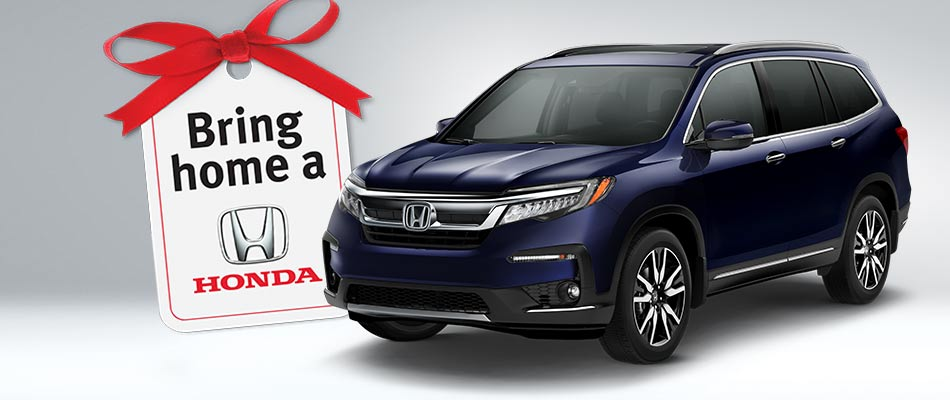 SAVE ON ALL 2020 HONDA PILOTS