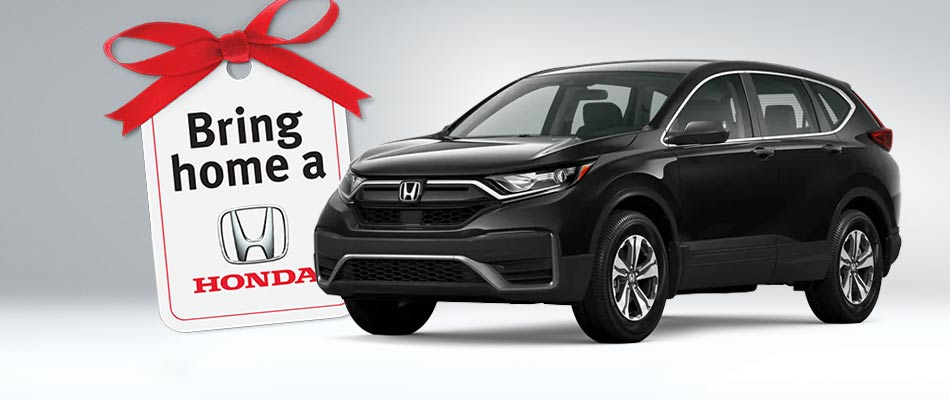 SAVE ON THE NEW 2020 HONDA CR-VS