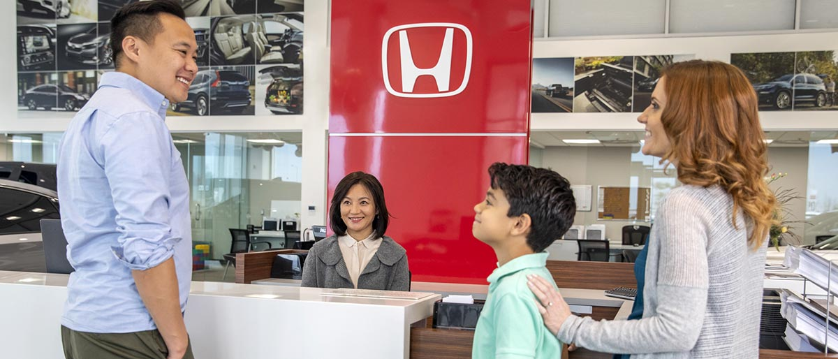 Why Choose Dow Honda?