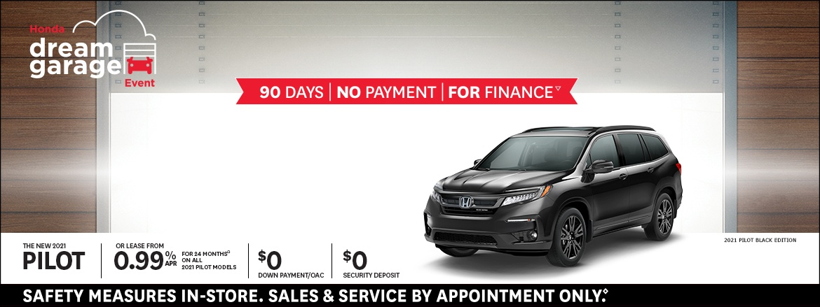 Save on Pilot at Dow Honda