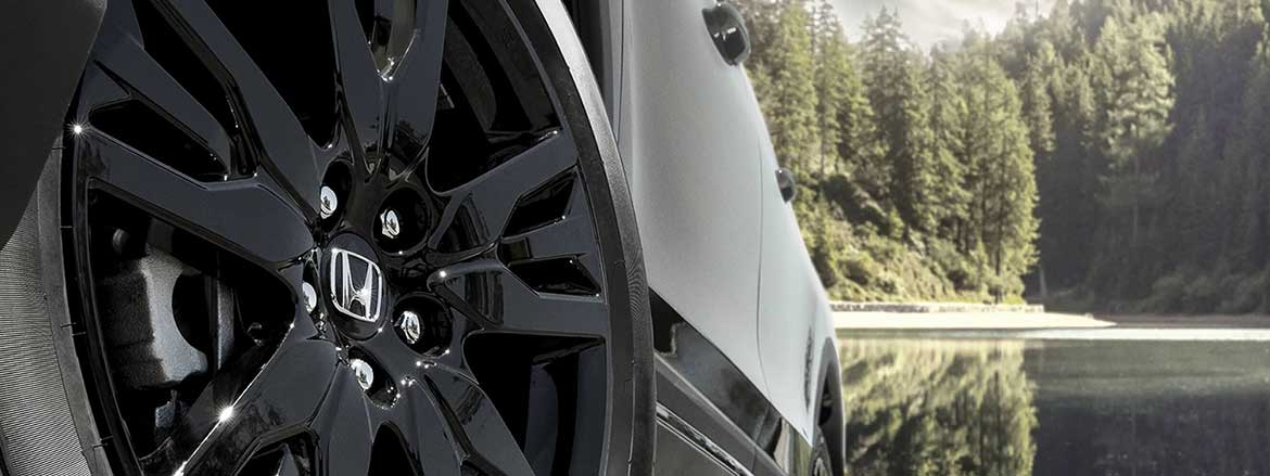 No-Cost Tire and Rim Protection at Dow Honda